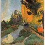 gauguin-alyscamps